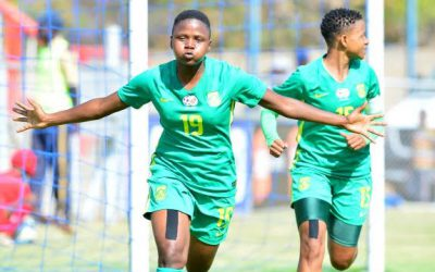 Banyana Banyana's Mulaudzi crowned Women Footballer of the Year