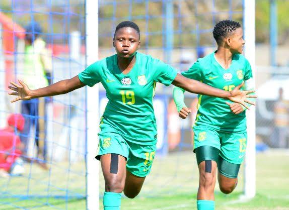 Banyana Banyana's Mulaudzi crowned Women Footballer of the Year