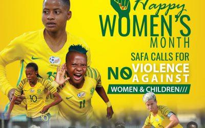 SAFA celebrate Women's Day