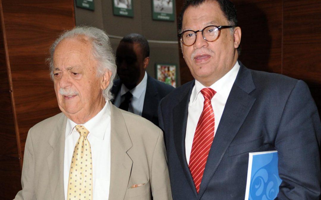 SAFA mourns the late George Bizos