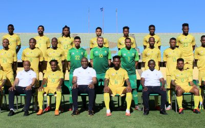 Ntseki names starting 11 to face Zambia