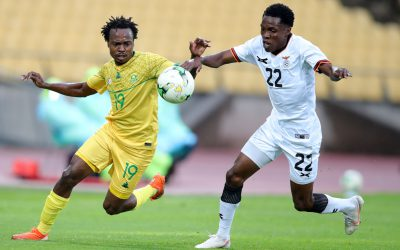 Zambia stun Bafana Bafana at Royal Bafokeng