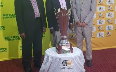 All systems go for ABC Motsepe plays-offs