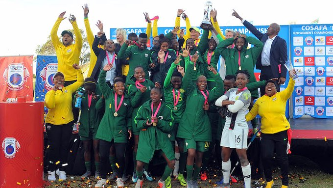 All systems go as Banyana Banyana open 2020 COSAFA Cup against Angola