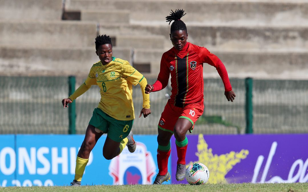 Banyana demolish Malawi to book spot in COSAFA final
