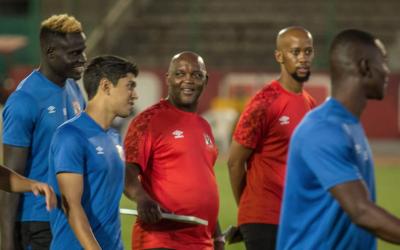 SAFA CEO wishes Pitso Mosimane well