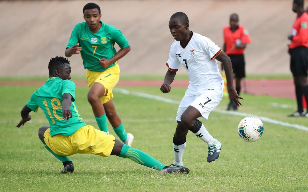 Amajimbos qualify for AFCON despite defeat