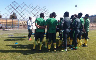 Mkhalele names COSAFA 20-man squad