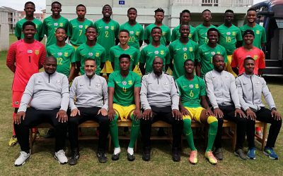 Nelson Mandela Bay, a lucky charm for our National Teams