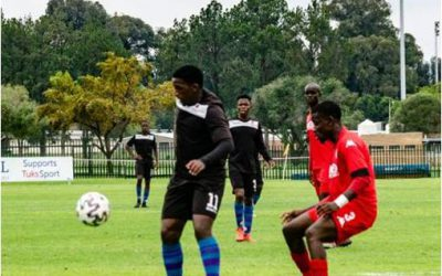 Day one of SAFA Gauteng men's promotional play-offs