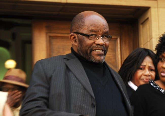 SAFA President shocked by the passing of Mluleki George