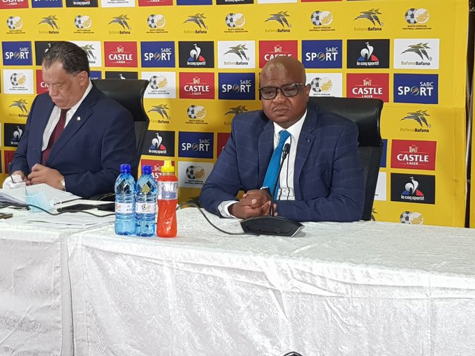 Advocate Motlanthe appointed SAFA CEO