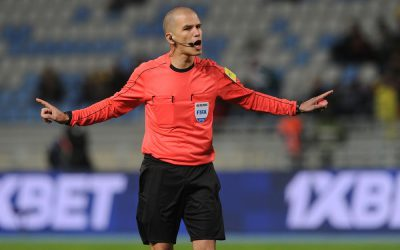 Gomes to take charge of Kenya vs Egypt game