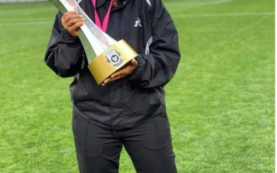Shilene Booysen appointed South Sudan Women head coach.