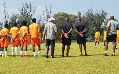 Khumalo announces 21-man squad for AFCON u17 tourney