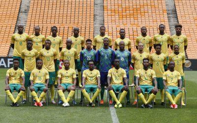 Bafana Bafana job solicit global interest