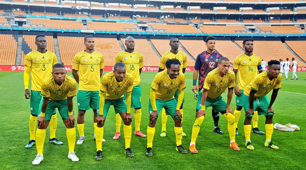 Bafana Bafana, Sudan match to kick-off at 18h00