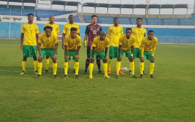 Bafana Bafana fall in Sudan