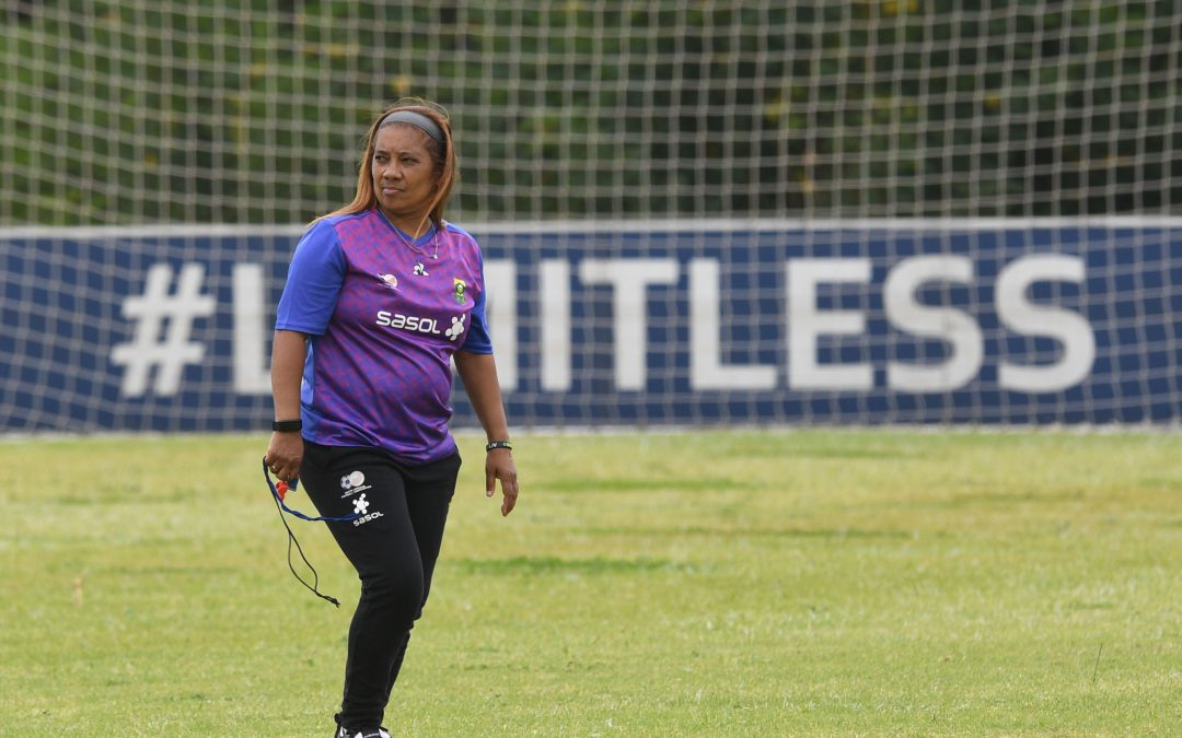 Zambia and Botswana are part of a bigger plan for Sasol Banyana Banyana – Ellis