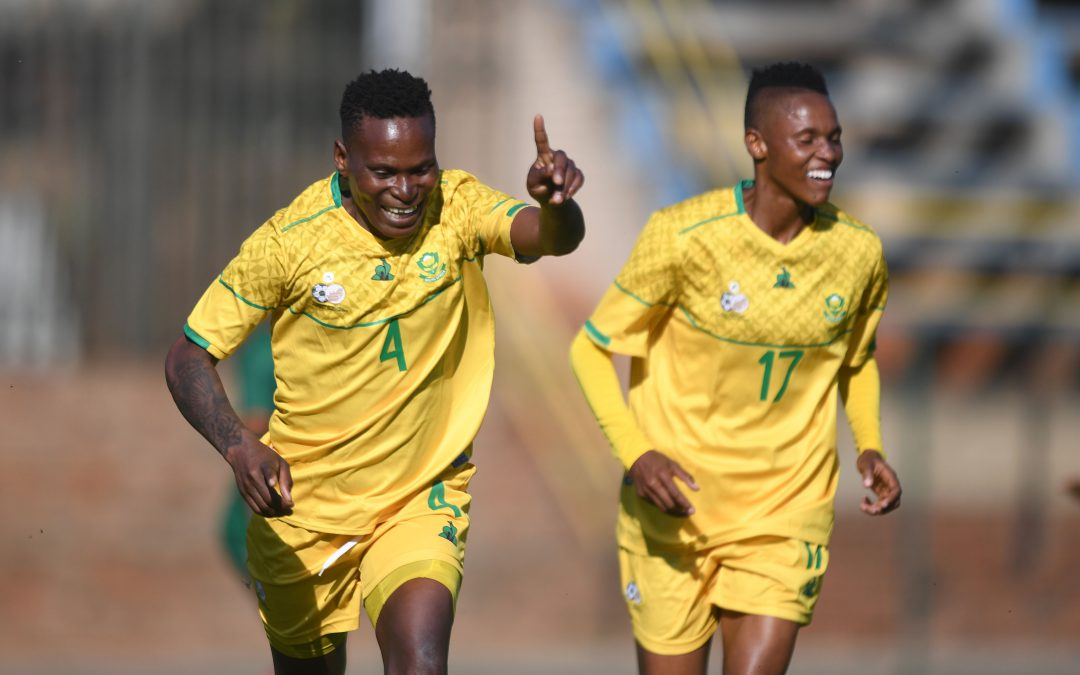 Sasol Banyana Banyana come from behind to defeat Zambia