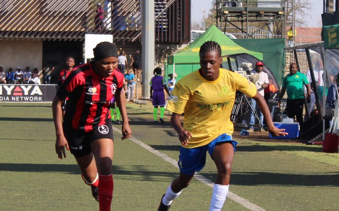 SAFA National Women's League log leaders hoping to continue great run