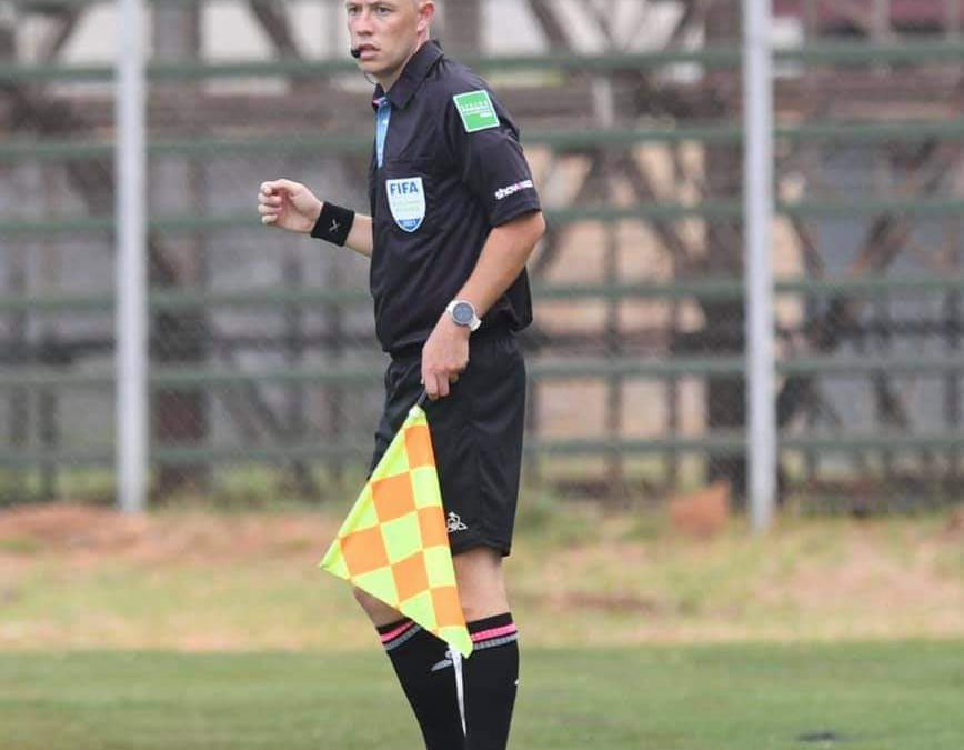 SAFA mourns late Assistant Referee Shaun Olive