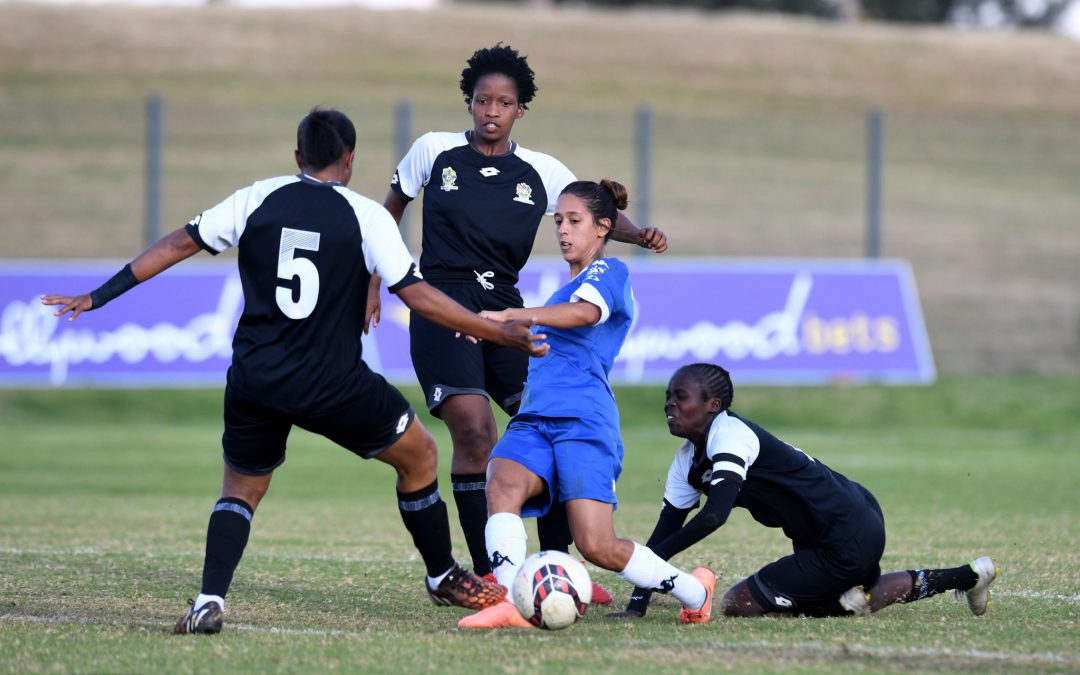 SAFA National Womens League log leaders hoping  to continue great run