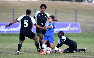 SAFA National Womens League log leaders hoping  to continue great run