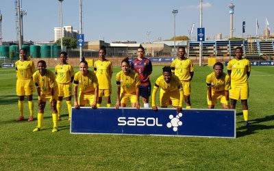 Banyana Banyana to play Mozambique in first round of 2022 AWCON qualifiers