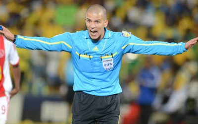Gomes gets two top CAF assignments