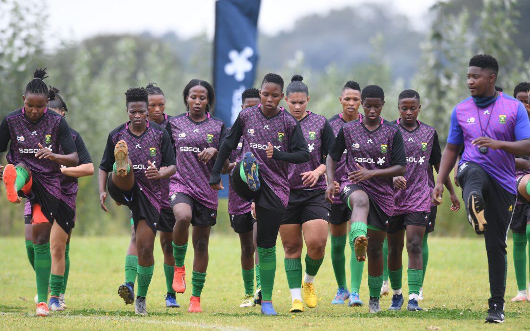 Banyana Banyana coach names 20-woman squad for COSAFA Cup