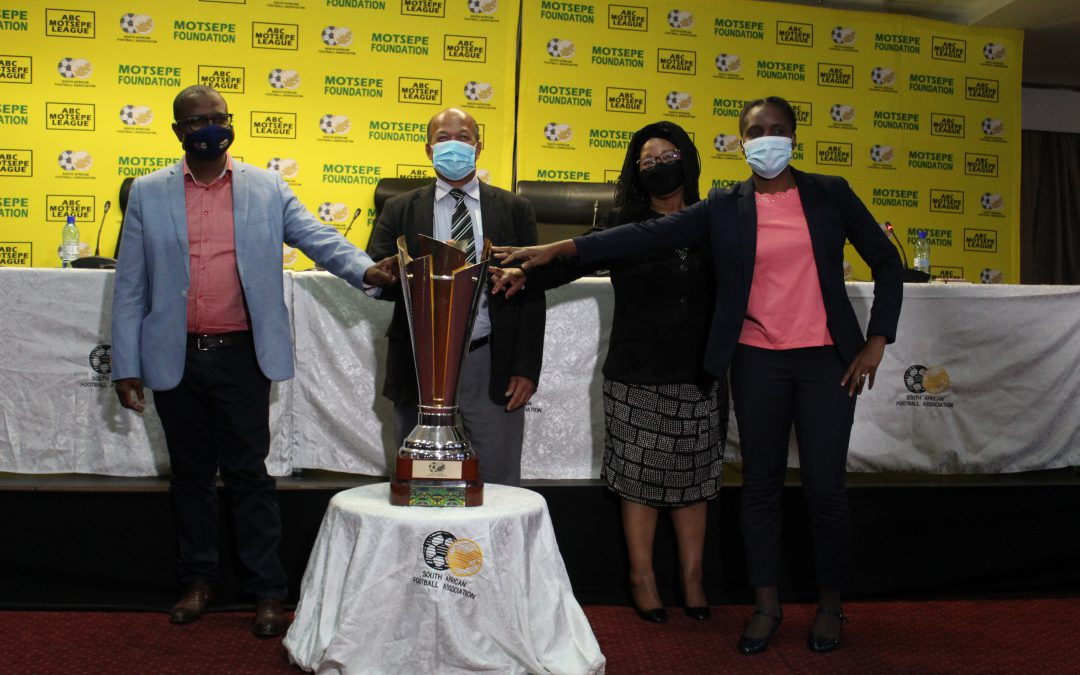 All systems go for ABC Motsepe national play offs