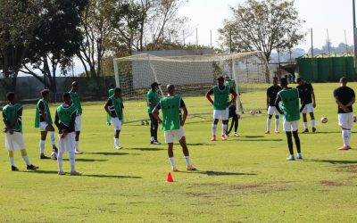 Notoane impressed with U23 Olympic Preparation camp progress in Mpumalanga