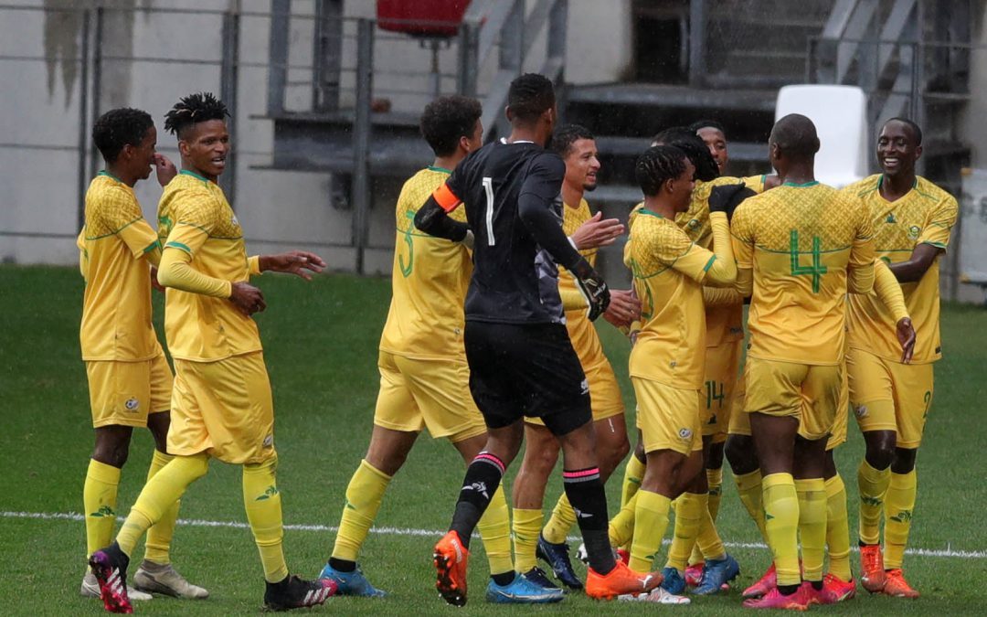 South African Senior National Team profiles for Ghana World Cup Qualifier.