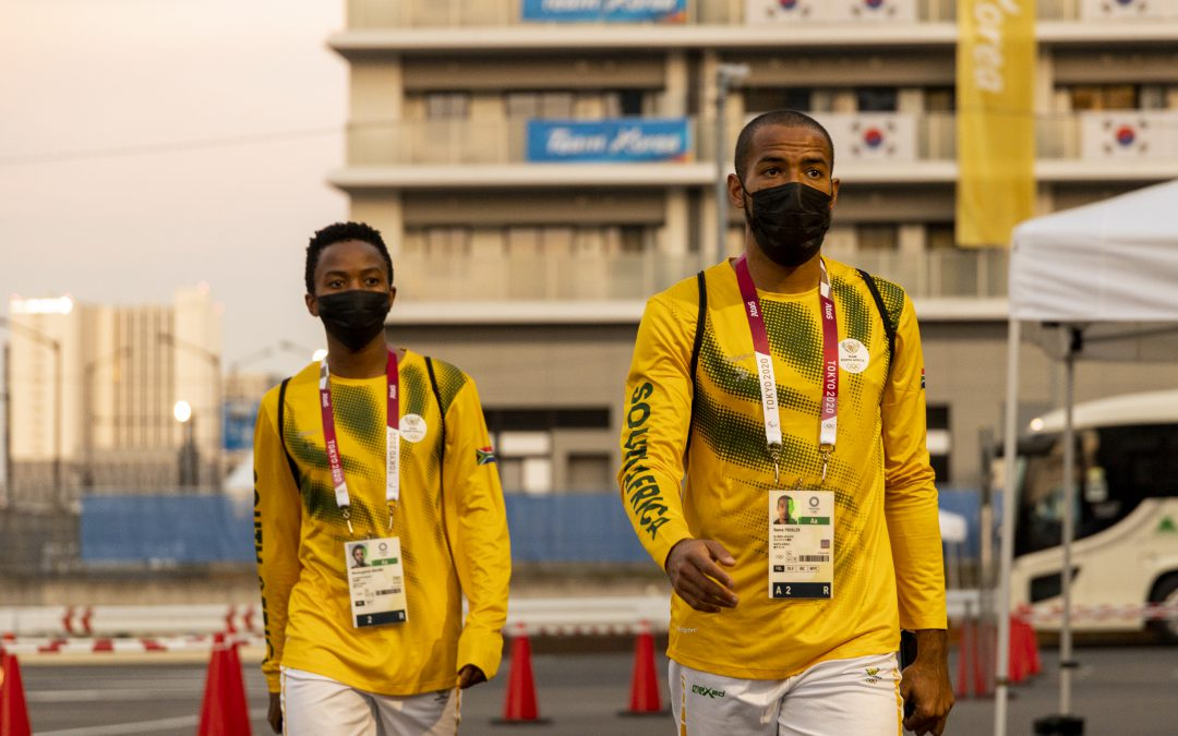 Kaizer Chiefs duo join Olympic team