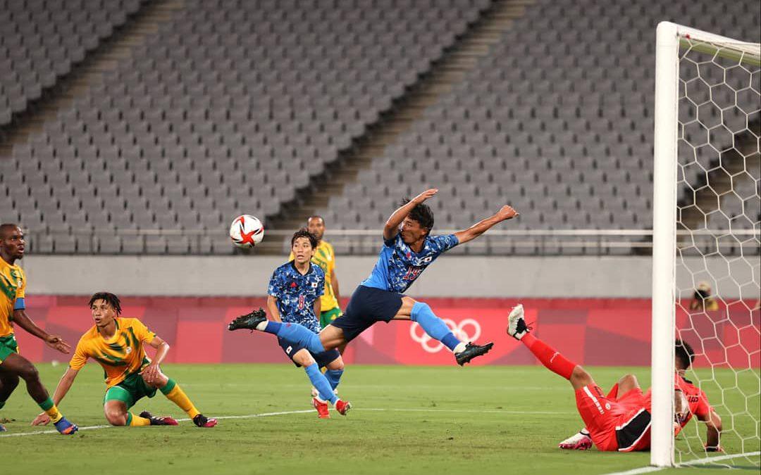 SA U-23 narrowly lose opening match at Tokyo Olympics to hosts Japan
