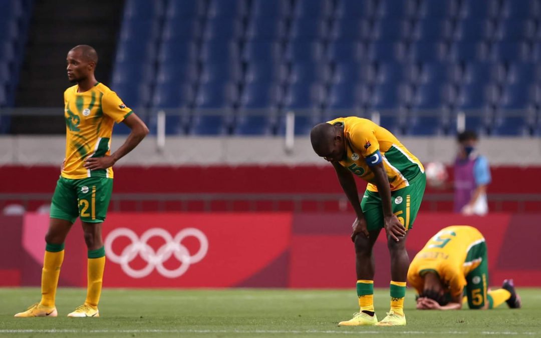 SA U-23 let it slip against France in Olympic match