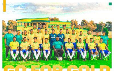 SAFA President wishes Mamelodi Sundowns Ladies all the best