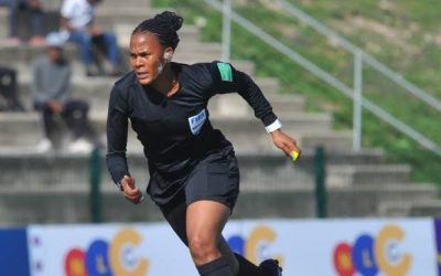 Makalima nominated as candidate for 2023 FIFA Women's World Cup