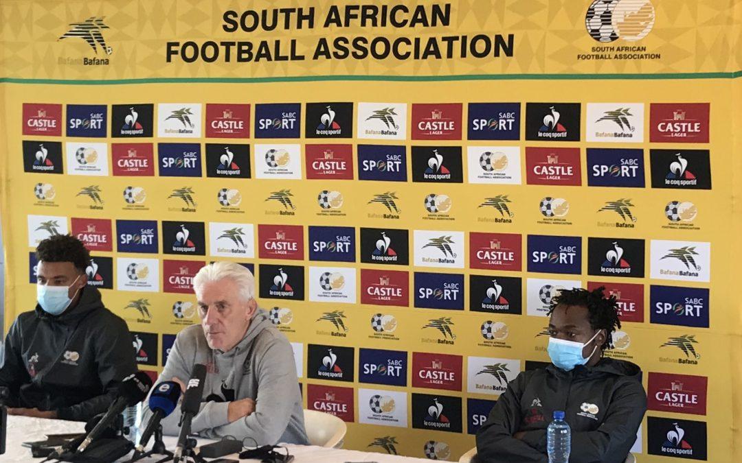 Coach Broos announces Bafana Bafana preliminary squad for Ethiopia