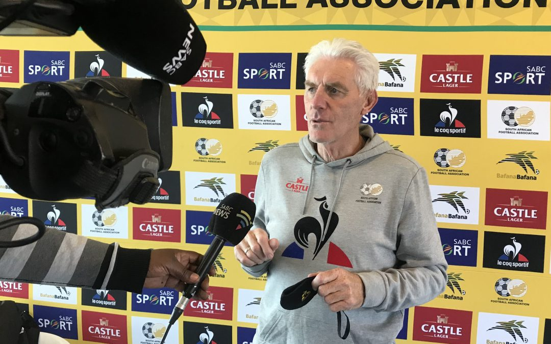 Bafana Bafana will be ready by Friday for their World Cup Qualifier against Zimbabwe