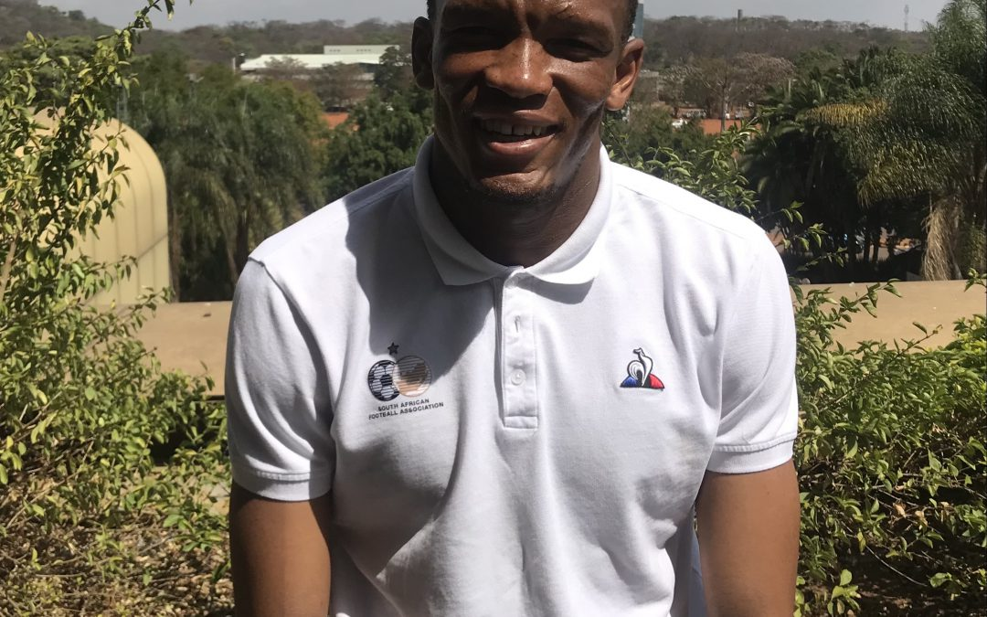 Mothobi Mvala dedicates this call up to the people of Masilo in the Free State