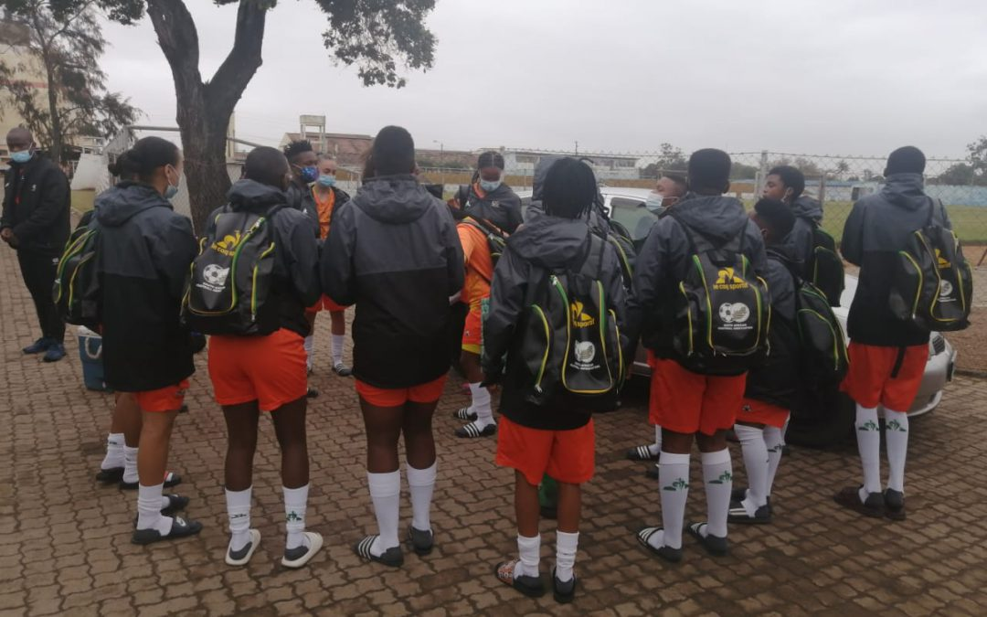 Basetsana upbeat to be back in action in World Cup qualifers