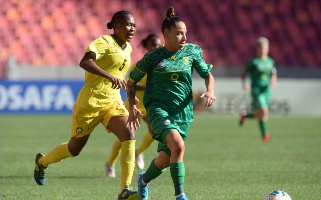 Banyana Banyana march on to COSAFA Semi-finals