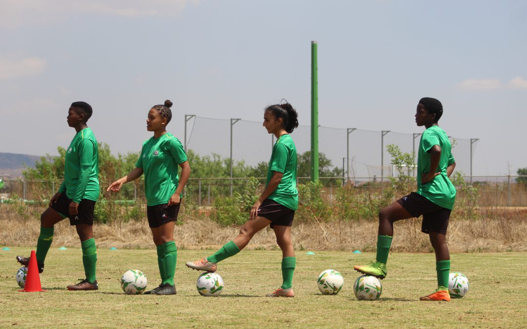 Basetsana on track ahead of 2nd leg of World Cup qualifiers