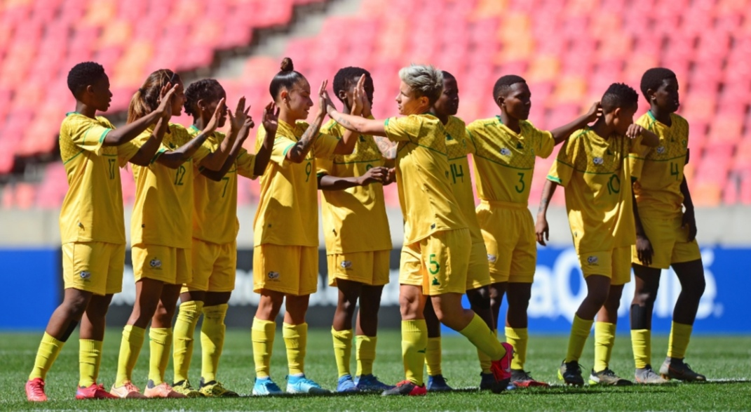 Coach Desiree Ellis names squad for Mozambique AWCON qualifier