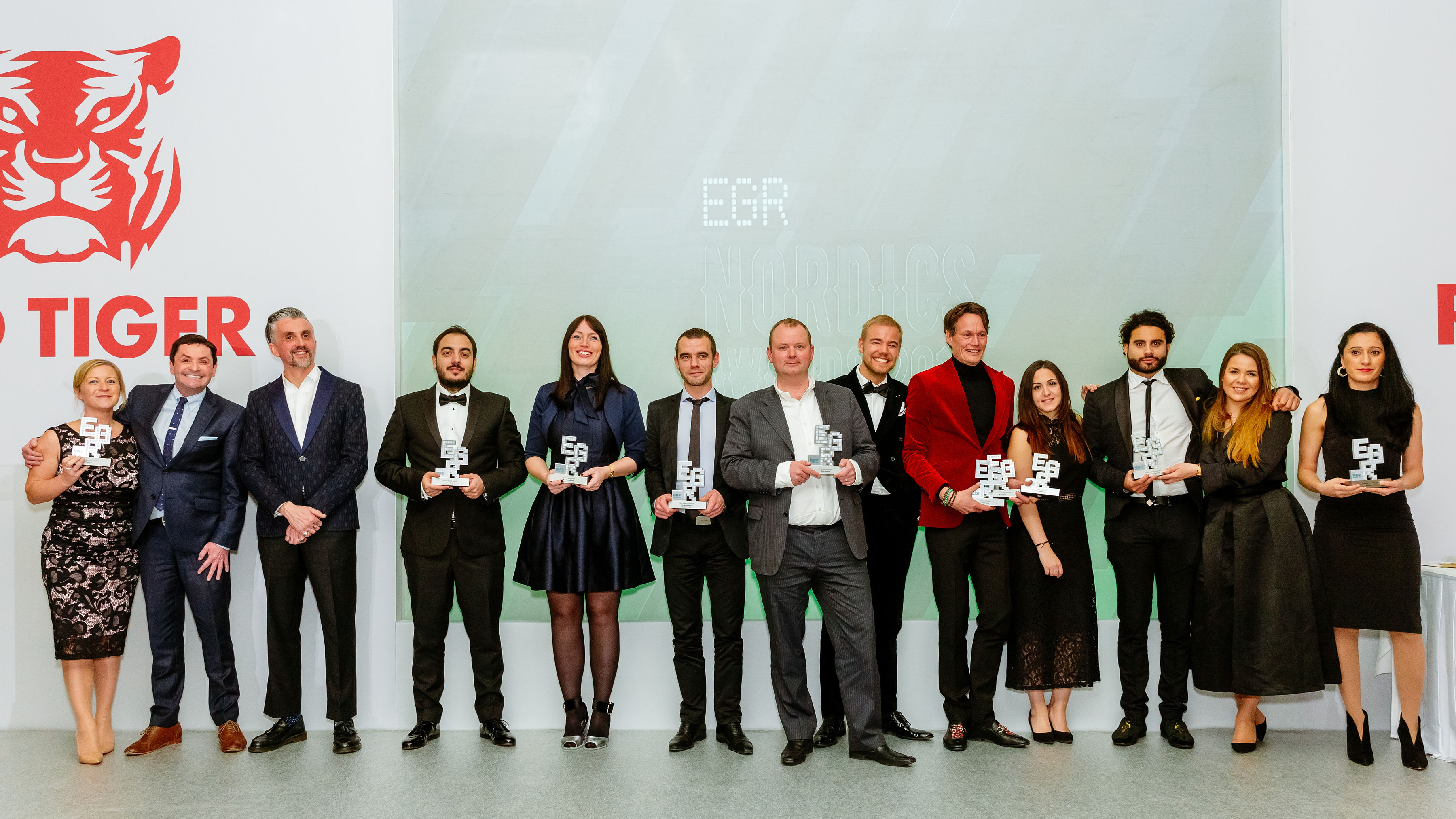 EGR Nordics Awards 2019