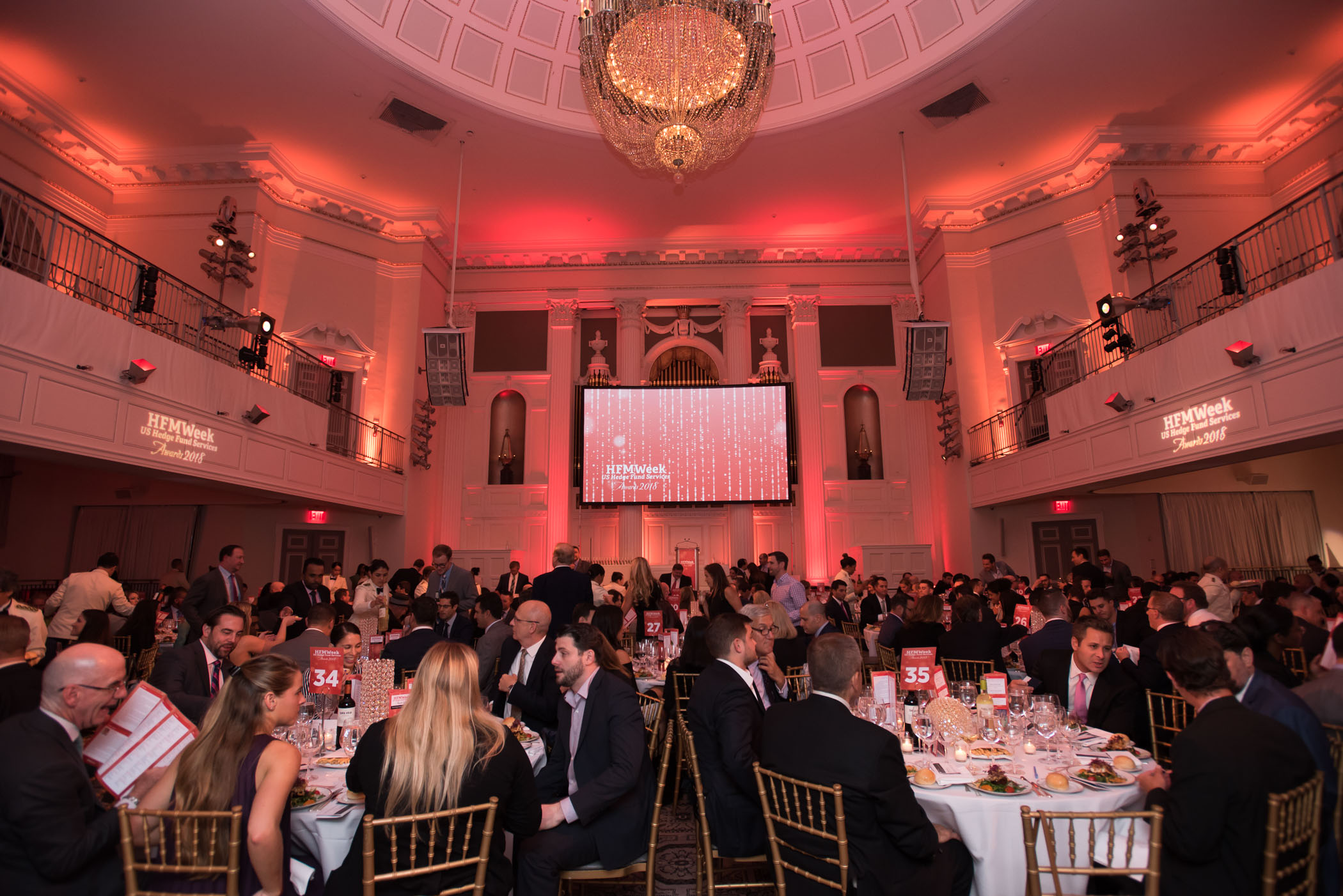 HFM US Hedge Fund Services Awards Photos 2018