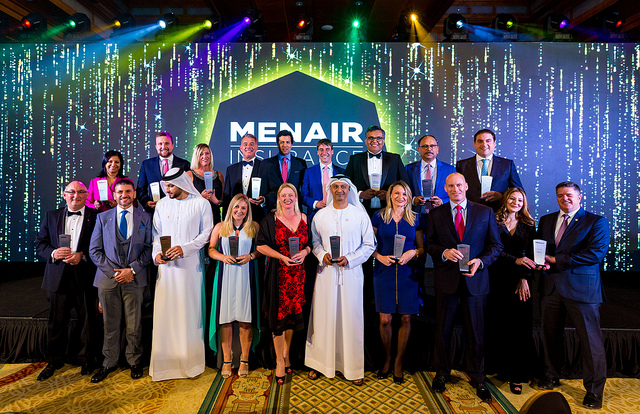 MENA Insurance Awards 2019 Photos