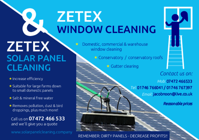 Zetex Window Cleaning